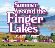 Summer Around the Finger Lakes