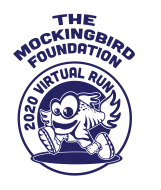 Mockingbird Foundation Virtual Run