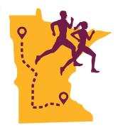 One Minnesota Summer Challenge - Run The North Star State!