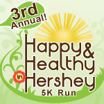 Happy and Healthy In Hershey 5K