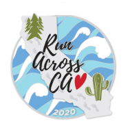 Run Across California | Presented by Kinane Events