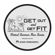 Get Out & Get Fit Virtual Summer Run Series