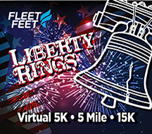 Liberty Rings Virtual Races