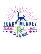 Funky Monkey Glow Run