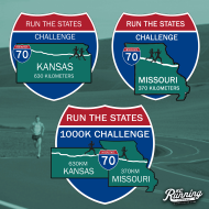Run the States Challenge