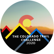 Colorado Trail Challenge (486 Virtual Miles in the Summer of 2020!)
