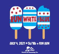 Run, White & Blue 5k/10k + Fun Run
