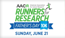 AACR Father's Day Virtual 10k