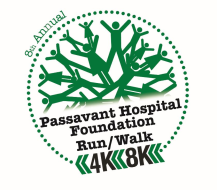 8th Annual Passavant Hospital Foundation Virtual Run/Walk
