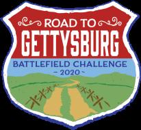 Road to Gettysburg Battlefield Challenge