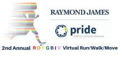 2nd Annual ROYGBIV Run/Walk/Move