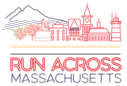 The Virtual Run Across Massachusetts