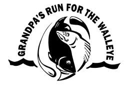 Run for the Walleye Virtual Run