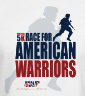 Race for American Warriors Virtual 5k (Sold Out)