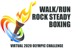 Walk-Run-Rock Steady Virtual Olympic Challenge
