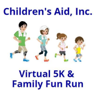 Children's Aid, Inc.'s Virtual 5K & Family Fun Run