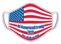 America Strong Mileage Challenge