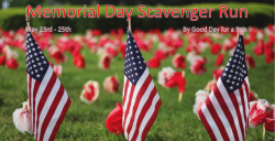 GDFAR Memorial Day Scavenger Run