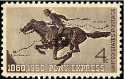 Pony Express 1900 Mile Challenge