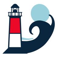 Run The Shore/Bike the Shore Logo