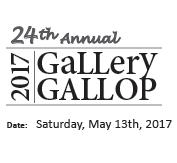 22nd Annual Gallery Gallop
