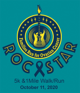 Families Run for Ovarian Cancer ROC Star 5k and 1-Mile Run/Walk