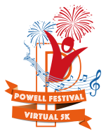 The Powell Festival Virtual 5K