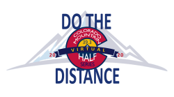 "Colorado Half Marathon Series' Virtual ""Do the Distance"" 5K to 39.3 Mile Challenge"