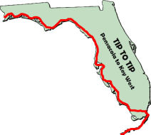 Tip To Tip - The Great Florida Traverse