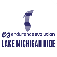 The Lake Michigan Ride Logo
