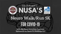 NUSA's Neuro Walk/Run 5k for COVID-19 Relief