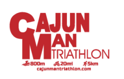 CajunMan Triathlon