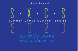 Summer Cross Country Series