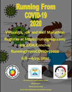 Running From COVID-19 2020