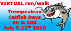 Catfish Days 5k & 10K Run/Walk