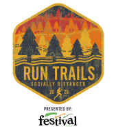 Socially Distanced 5K Trail Run Series presented by Festival Foods