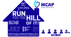 MCAP's VIRTUAL Run For The Hill Of It!