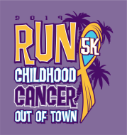 Run Childhood Cancer out of Town 5k