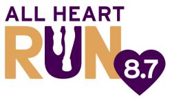 ALL HEART RUN 8.7