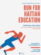 Haitian Education Awareness 5K