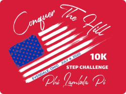 Conquer the Hill 10k Step Challenge