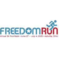 The Freedom Run 5K VIRTUAL