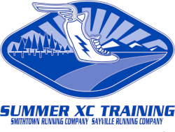 Sayville & Smithtown Running Co Summer XC Training