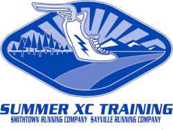 Sayville & Smithtown Running Co Summer XC Training