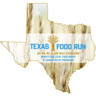 Texas Food Run Challenge