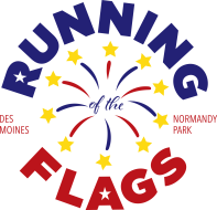 Running of the Flags
