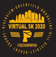 #TogetherApartPGH Virtual 5k