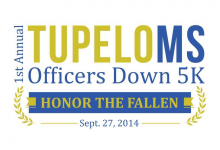 TUPELO Officers Down 5K & KIDS FUN RUN
