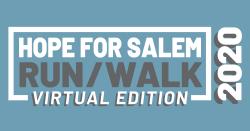 Hope for Salem Run/Walk - Virtual Edition