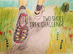 The Two Shoes Trek Challenge / 2020 Virtual